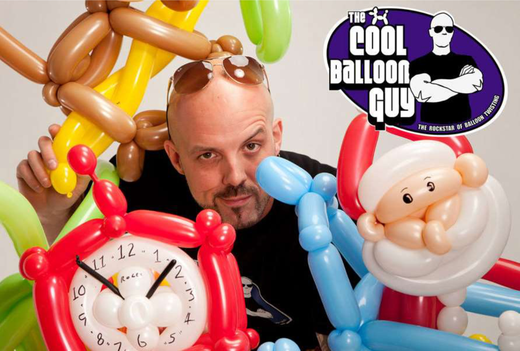 Cool Balloon Guy