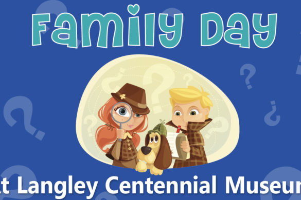 FAMILY DAY IN FORT LANGLEY | FAMILY DAY