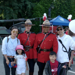Canada Day in Fort Langley