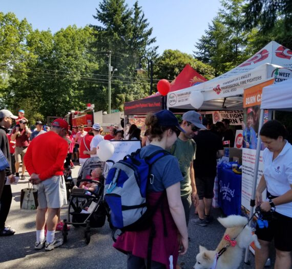 FORT LANGLEY CANADA DAY 2020 WILL BE VIRTUAL