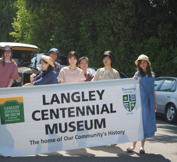 Mayday Celebrations in Fort Langley going Virtual !